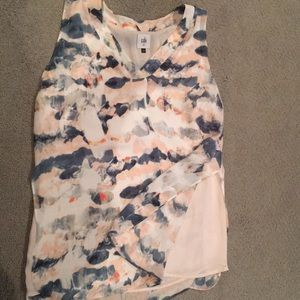 Cabi sleeveless v-neck